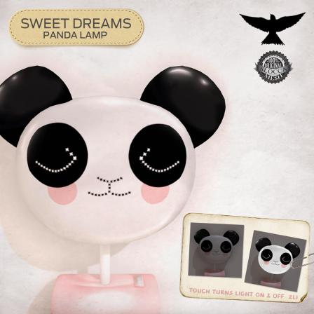 Sweet Dreams - Panda Lamp - Ad2 1024x1024